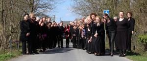 Messe Concertante de Sainte Cécile par les Baladins de l'Avesnois Dimanche 22 novembre 2015 à 11h00 en l'Eglise Saint Pierre de Fourmies